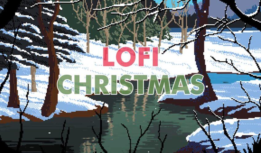 Джаз, Пианино и Камин! Lofi Winter Радио 🎄 24/7 Lofi Hiphop Beats