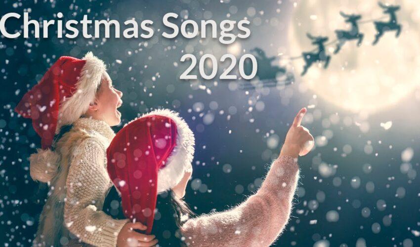 Рождественские мелодии (песни) 2020-2021 ⭐🎄 Лучший рождественский музыкальный плейлист 24/7 с камином. С Рождеством!