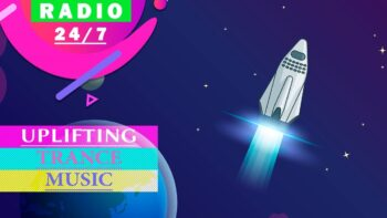 Uplifting Trance Music Радио [24/7]: Лучший Uplifting Trance Микс, Electronic Dance Music (EDM mix)