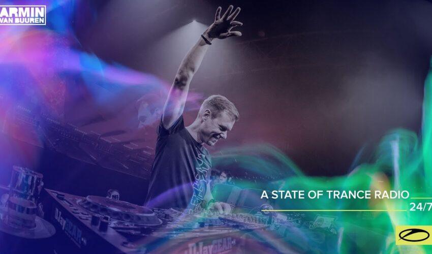 Армин ван Бюрен и радио-шоу A State Of Trance (слушать онлайн 24/7)